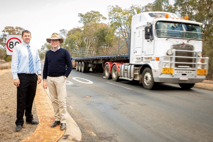 MAJOR INVERELL FREIGHT LINK TO UNDERGO $700,000 SAFETY UPGRADE