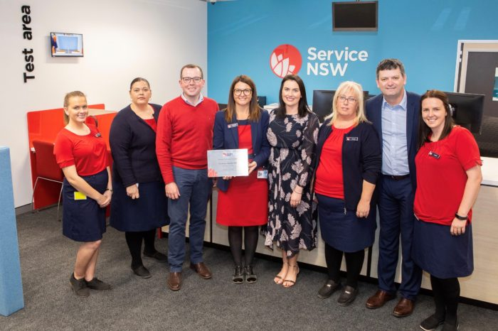 DOORS OPEN AT NEW MOREE SERVICE NSW CENTRE ONE-STOP-SHOP