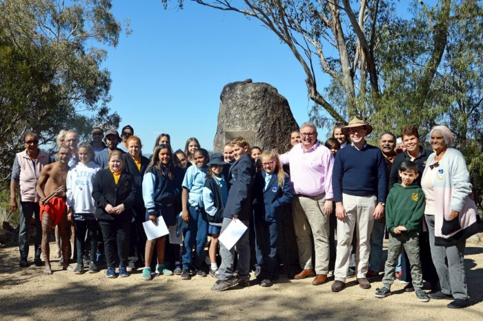 $25,000 FOR MYALL CREEK MASSACRE MEMORIAL 20th ANNIVERSARY