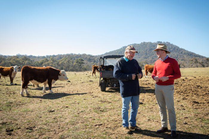 HISTORIC LEGISLATION TO PROTECT FARMERS' RIGHT TO FARM