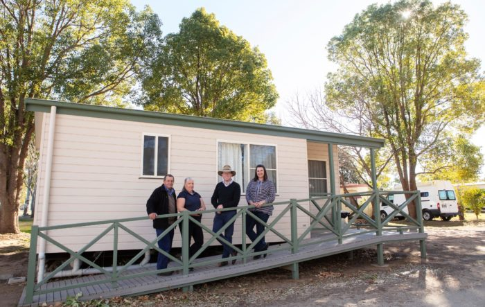 $231,395 UPGRADE FOR PICTURESQUE BINGARA RIVERSIDE CARAVAN PARK