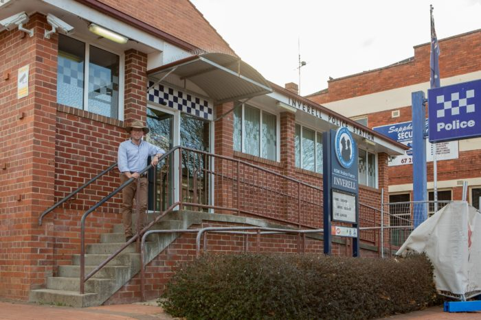 TENDERS CALLED FOR CONSTRUCTION OF NEW INVERELL POLICE STATION