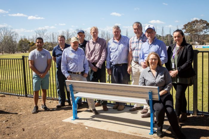 ARMIDALE'S MORAN OVAL FLOOD FREE AND READY FOR COMPETITION