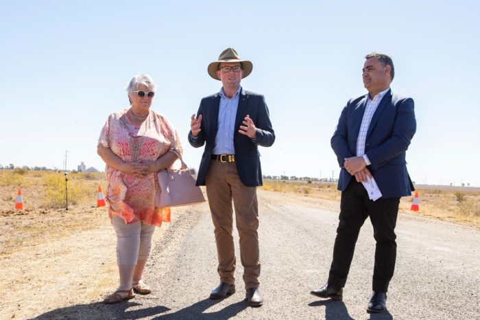 $3.4M PAVES THE WAY FOR MOREE'S INTERMODEL FREIGHT HUB DREAM