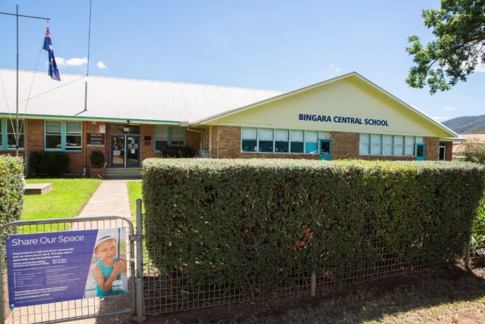 LOCAL SCHOOL PLAYGROUNDS THROWN OPEN OVER SCHOOL HOLIDAYS