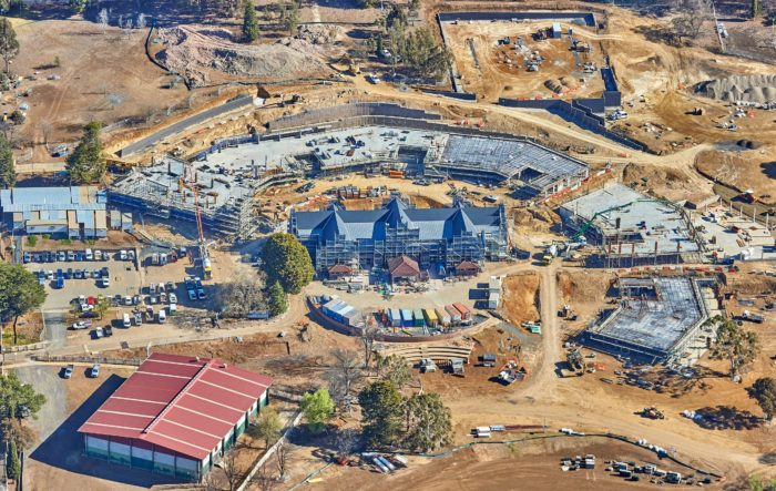 ARMIDALE SECONDARY COLLEGE CONSTRUCTION POWERS AHEAD