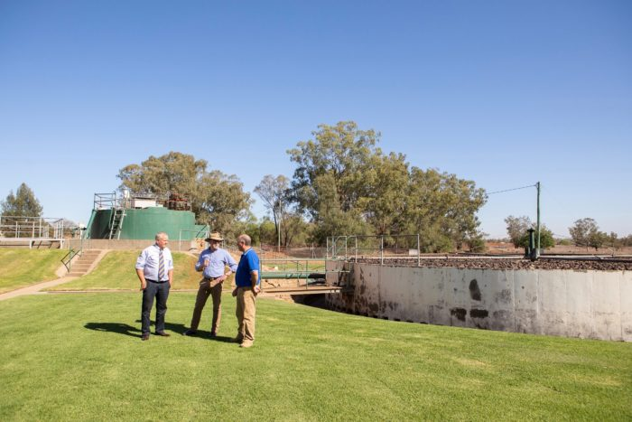 $231,000 TO HELP EXTEND BINGARA'S SEWERAGE SYSTEM TO MORE HOMES