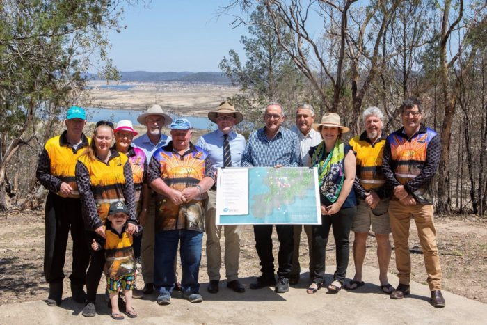 $5 MILLION REELED IN FOR COPETON DAM NORTHERN FORESHORE UPGRADE