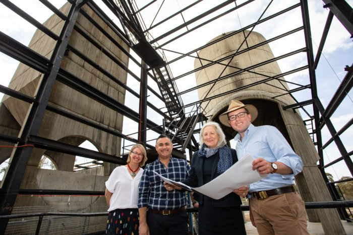 $6.13 MILLION GRANT SETS UNIVERSITY BOILERHOUSE PROJECT ALIGHT