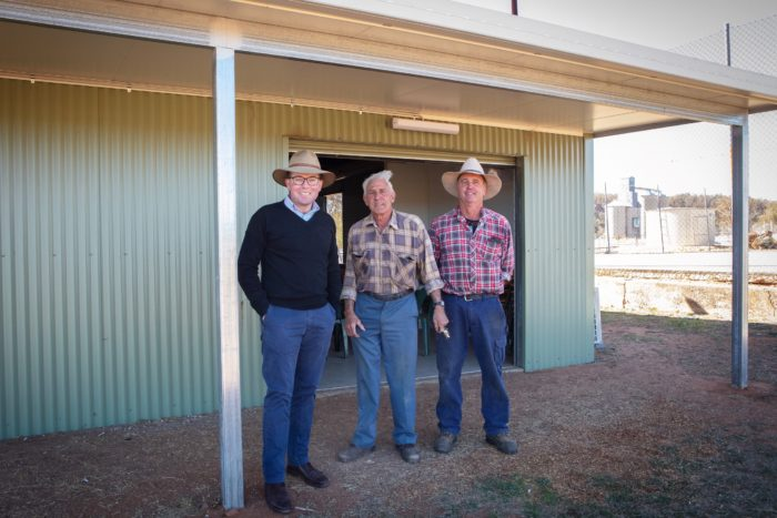 $30,000 SECURES WATER FOR WARIALDA RAIL RECREATION RESERVE