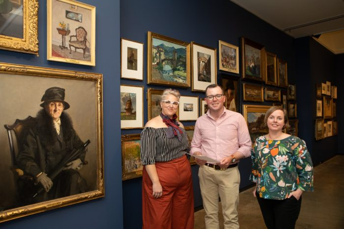 $2,200 TO HELP REMEMBER ARMIDALE'S HOWARD HINTON COLLECTION