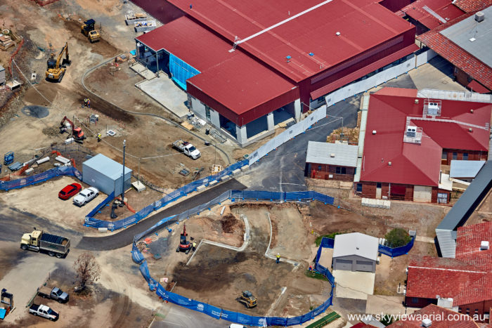 EXTERNAL CLADDING COMPLETE ON NEW $60 MILLION INVERELL HOSPITAL