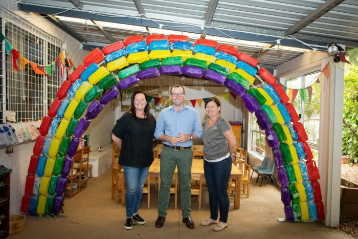 $297,873 TO CREATE EXTRA PLACES AT INVERELL'S KINDAMINIDI PRESCHOOL