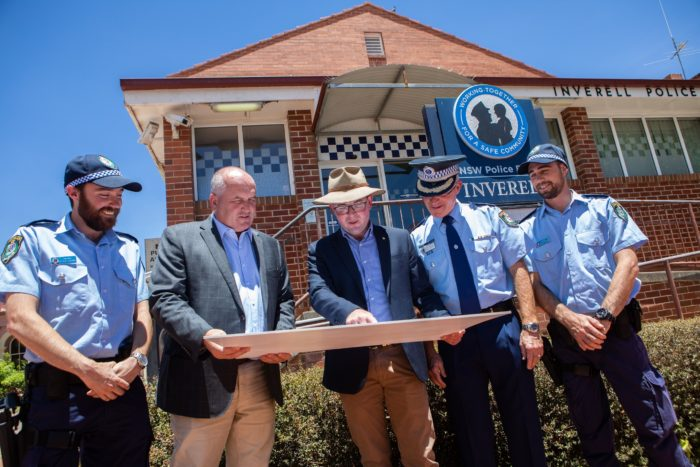 SUCCESSFUL TENDERER ANNOUNCED FOR NEW INVERELL POLICE STATION