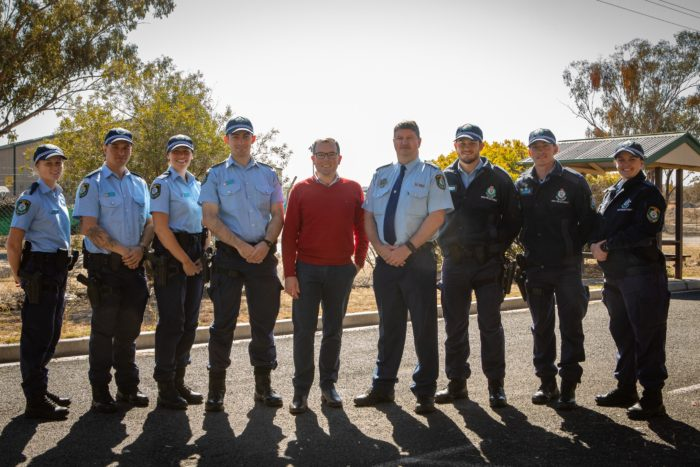 NINE NEW POLICE FOR ARMIDALE, GLEN INNES, INVERELL & MOREE