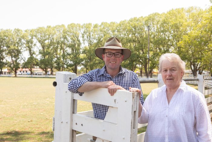 $7,700 TO ENSURE THE SHOW GOES ON AT GUYRA NEXT MONTH