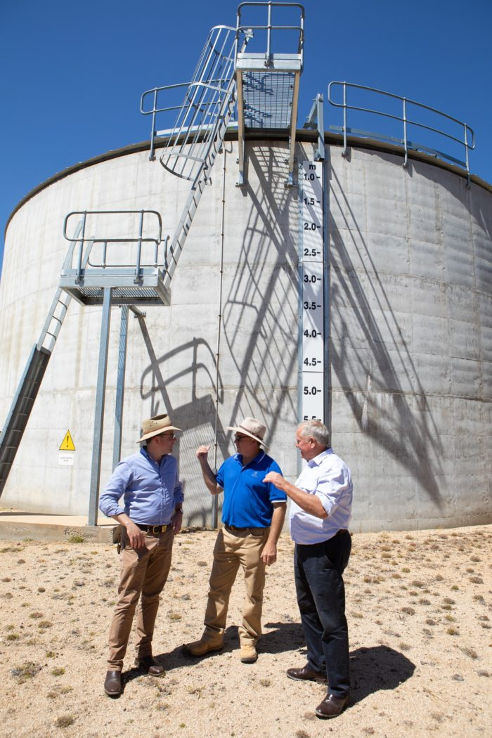 FUNDING TO IMPROVE WATER QUALITY TESTING FOR GWYDIR SHIRE TOWNS