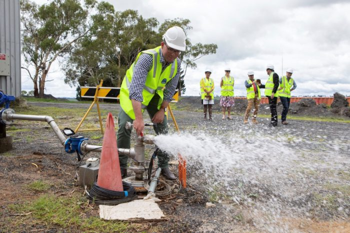 $500,000 COMMISSIONS NEW GLEN INNES  BORE AT EERINDII PONDS