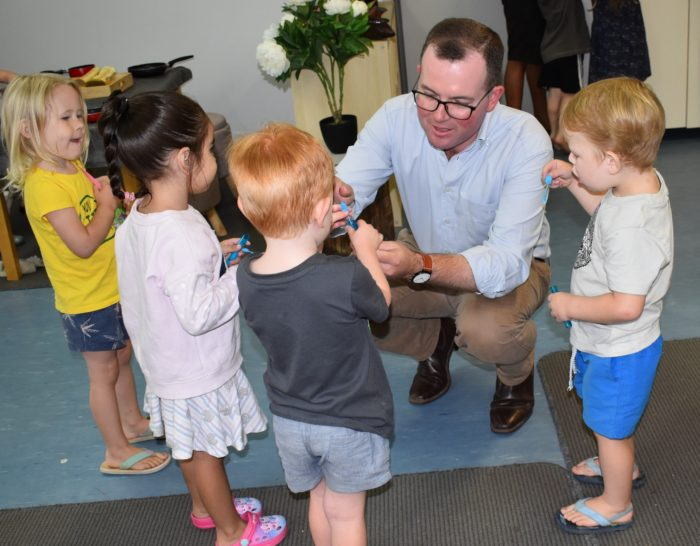 $19,260 TO HELP MOREE FAMILIES ACCESS LOCAL PRESCHOOLS