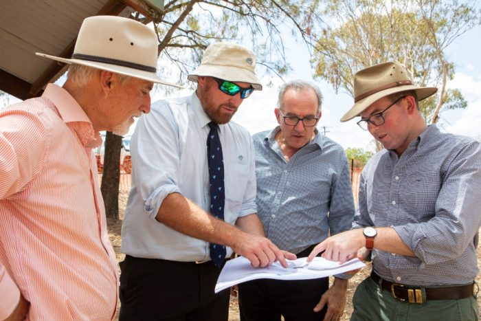 $881,606 PROJECT TO INCREASE ACCESS AT LAKE INVERELL ON TRACK