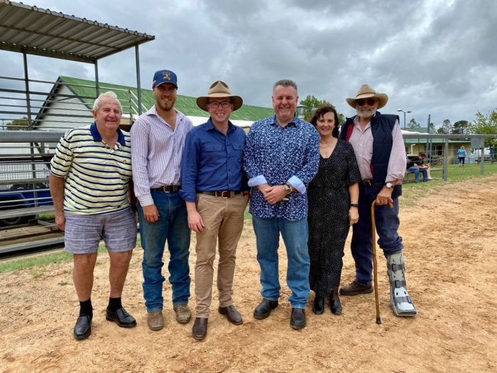 $50,027 HELPS KEEP NORTHERN TABLELANDS' SHOWS IN THE SADDLE