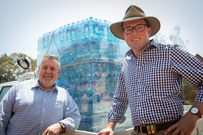MP BACKS $835,000 PLAN TO TACKLE ARSENIC IN URALLA'S WATER SUPPLY
