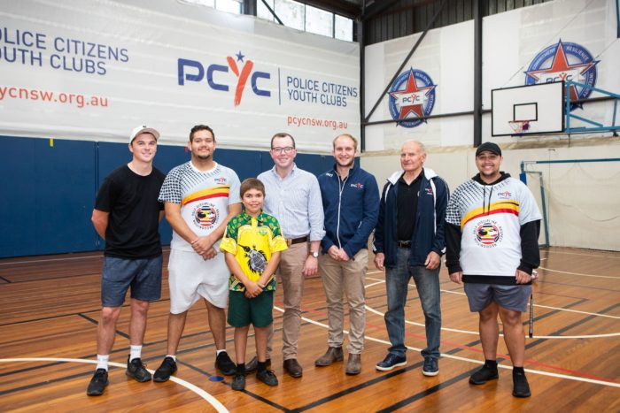 $100,000 TO EXPAND ARMIDALE PCYC BOXING AND BREAKFAST PROGRAM