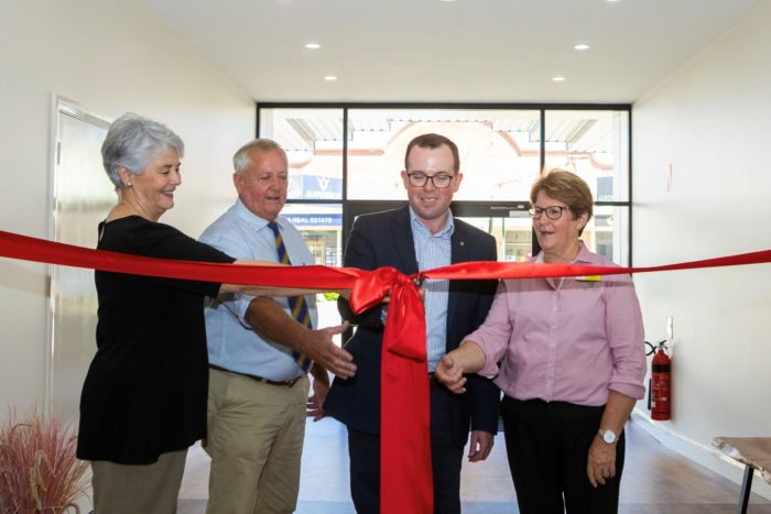BINGARA TURNS A PAGE WITH OPENING OF NEW TOWN LIBRARY