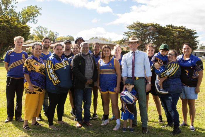 TRY TIME: $210,715 NEWLING OVAL UPGRADE A WINNER FOR LOCAL SPORT