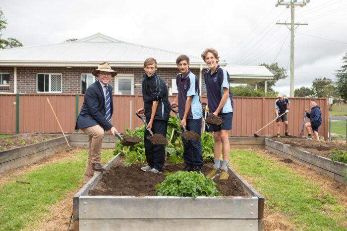 $15,000 TO TURN WASTE TO MULCH AT URALLA CENTRAL SCHOOL