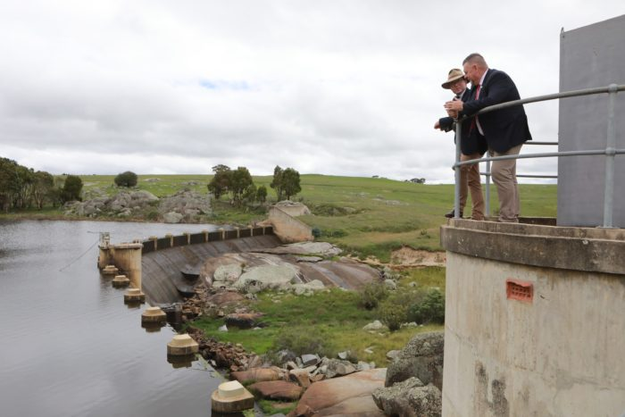 $1.27 MILLION TO HELP REMOVE ARSENIC FROM URALLA'S WATER