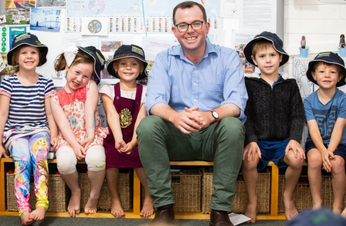 STATE GOVERNMENT PROVIDES FREE COMMUNITY PRESCHOOL TO FAMILIES