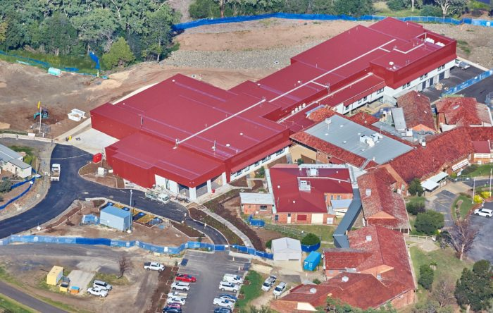 INVERELL HOSPITAL REDEVELOPMENT SECOND STAGE TENDER AWARDED