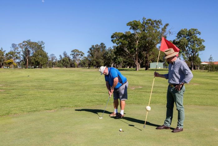 URALLA GOLF CLUB DRAINS $251,020 HOLE-IN-ONE FOR UPGRADES