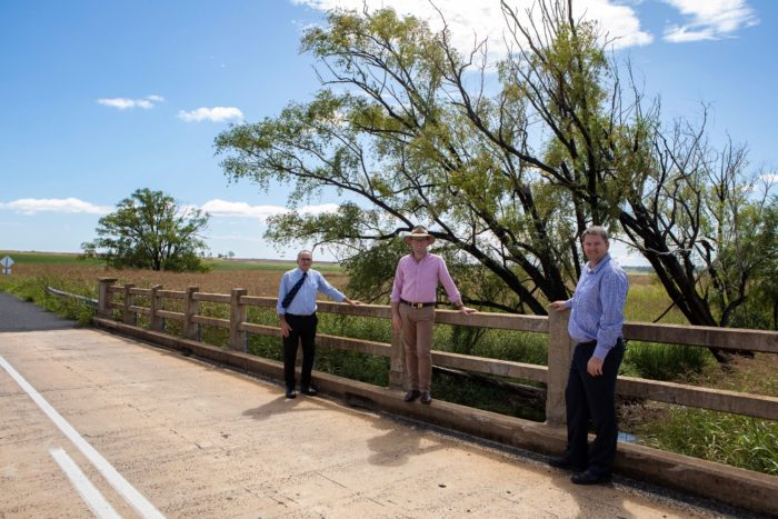 $3.69 MILLION FOR OVERHAUL OF YETMAN ROAD FREIGHT CORRIDOR