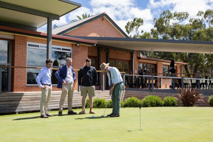 $196,543 GRANT 'PUTTS IN' A NEW ERA FOR ARMIDALE GOLF CLUB