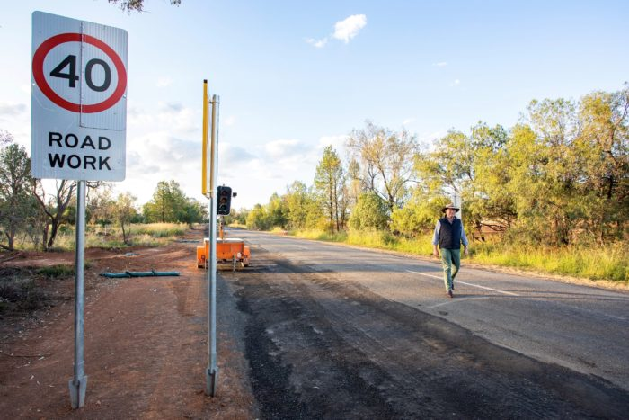 $1.15 MILLION MAKES FOR SAFER TRAVELS ON FOSSICKERS WAY BINGARA