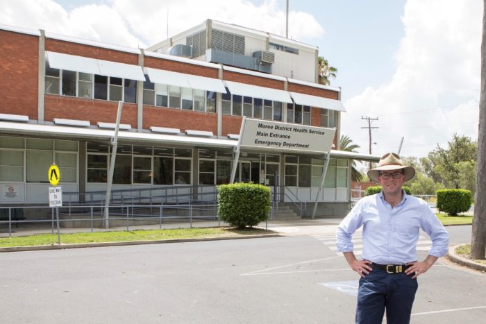 NEW PATIENT PROGRAM 'ADMITTED' TO ARMIDALE & MOREE HOSPITALS