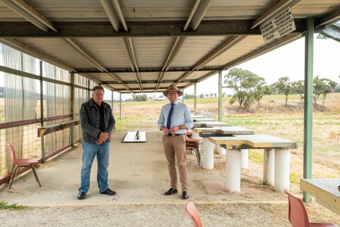 RANGE UPGRADE IN THE SIGHTS OF GUYRA SPORTING SHOOTERS