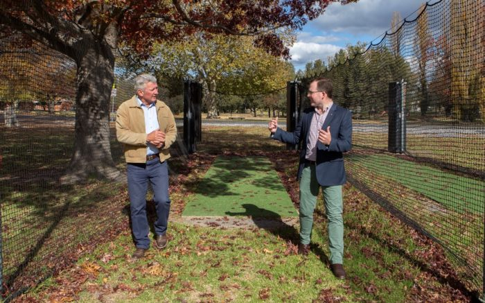 $171,627 SPORT & REC FACILITIES UPGRADES FOR TENTERFIELD
