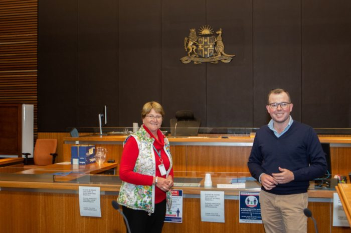 $230,000 FIRE SAFETY AND SECURITY UPGRADE FOR ARMIDALE COURTHOUSE