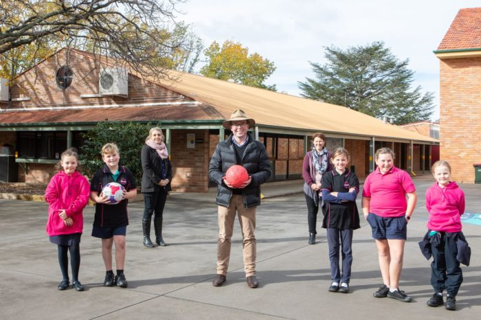 $2,000 SCORED FOR NETBALL UMPIRE DEVELOPMENT IN GLEN INNES