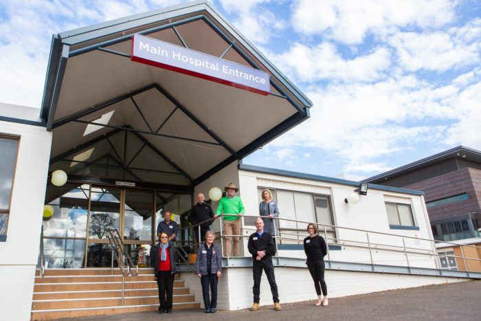 ARMIDALE HOSPITAL POWERS UP WITH $950,000 ROOFTOP SOLAR PROJECT