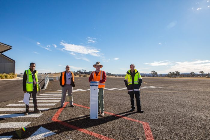 AIRSIDE APRON EXPANSION A 'FIRST CLASS' RESULT FOR ARMIDALE AIRPORT