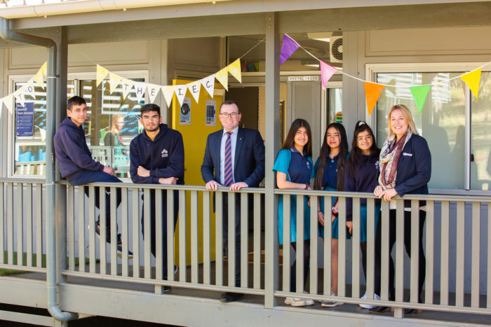 FIRST COUNTRY INTENSIVE ENGLISH CENTRE INCLUDED IN NEW COLLEGE