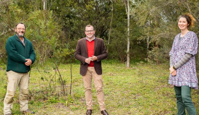 ARMIDALE TREE GROUP PLANS REGEN PROGRAM FOR DROUGHT FUTURE