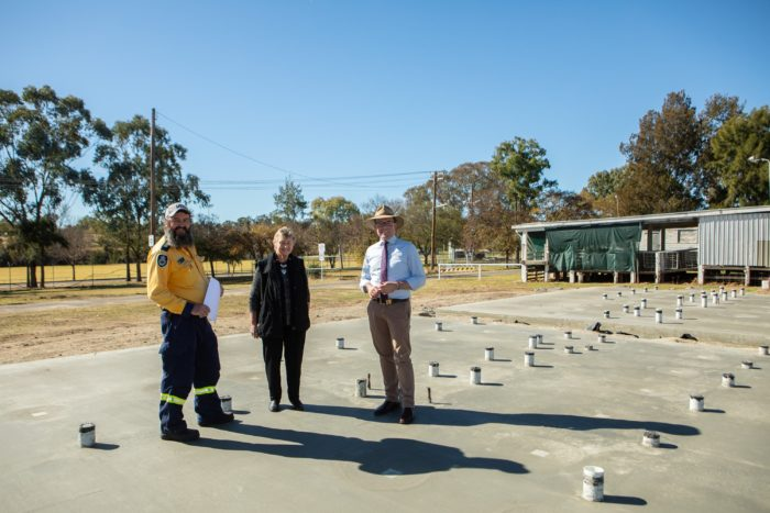 $109,020 FOR NEW SOLAR POWER SYSTEM AT INVERELL SHOWGROUND