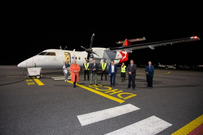 FLYING KANGAROO TO CONTINUE SERVICING MOREE-SYDNEY ROUTE
