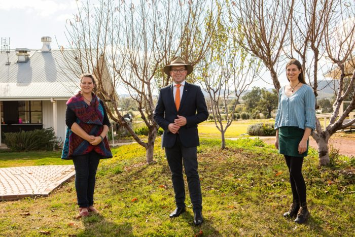$10,000 GIVES LIFE TO BINGARA'S PULSE OF THE EARTH FESTIVAL