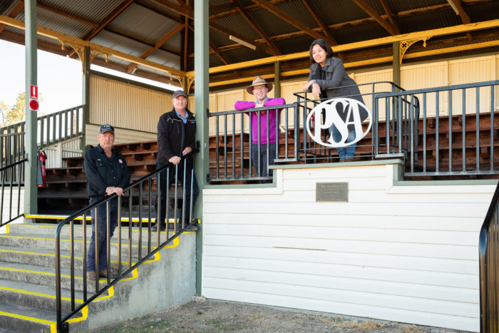 $316,903 SECURITY AND FACILITIES UPGRADE FOR MOREE SHOWGROUND